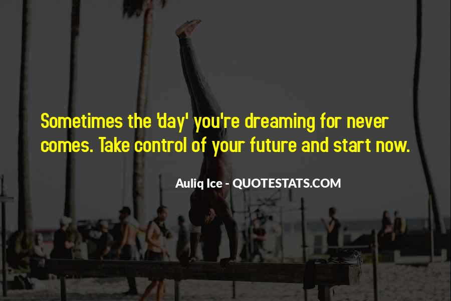Quotes About Future And Success #241556