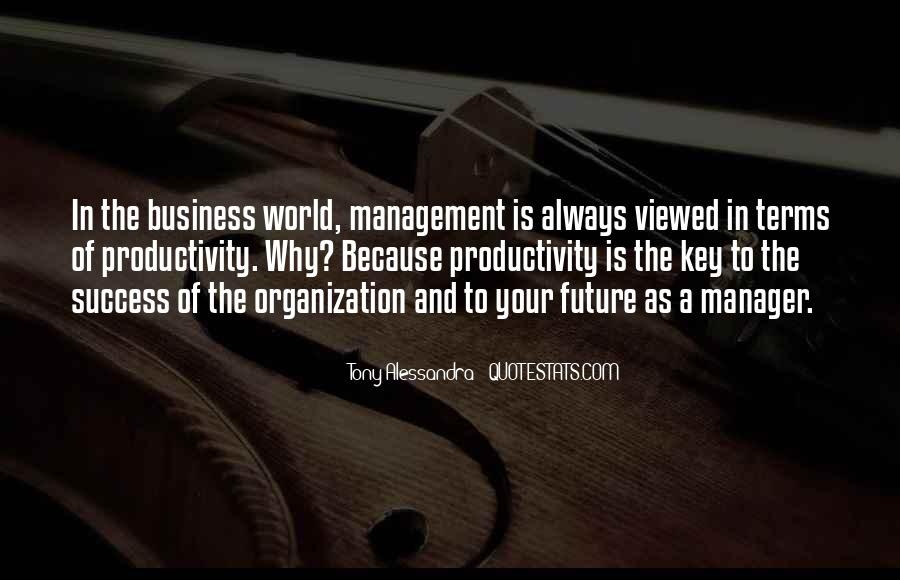 Quotes About Future And Success #245375