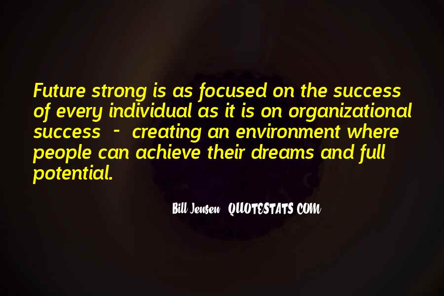 Quotes About Future And Success #287078