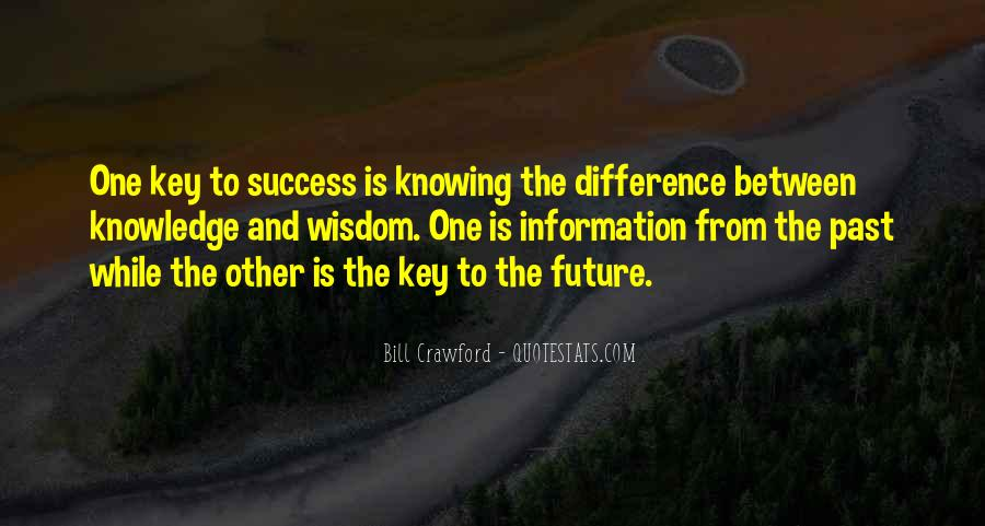 Quotes About Future And Success #537878