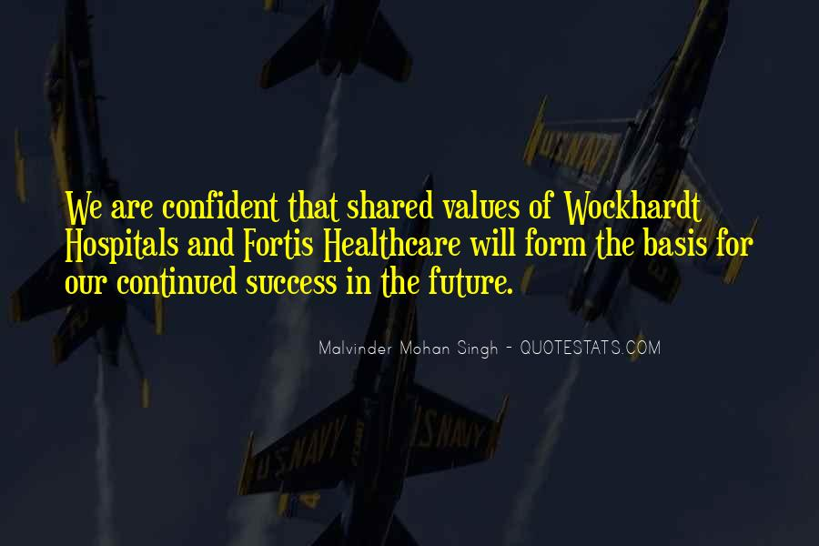 Quotes About Future And Success #836594
