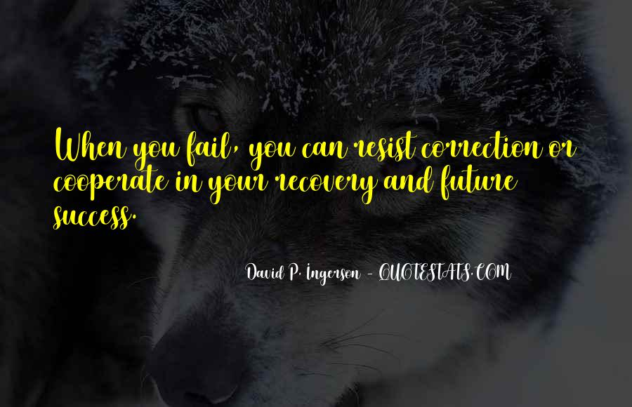 Quotes About Future And Success #968696