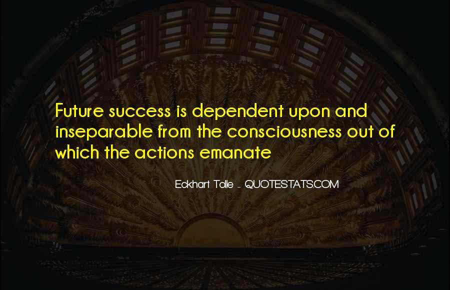 Quotes About Future And Success #969158