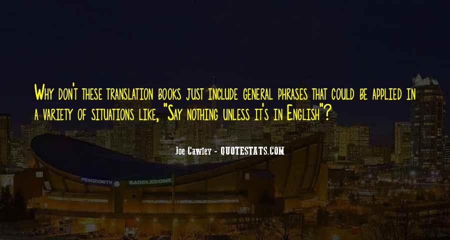 Quotes About Translation Books #1328494