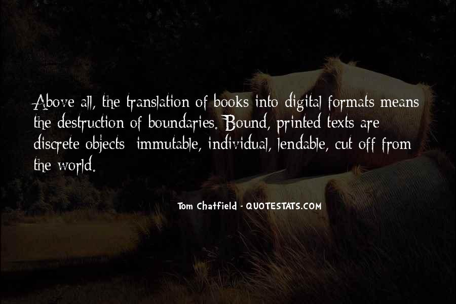 Quotes About Translation Books #24327