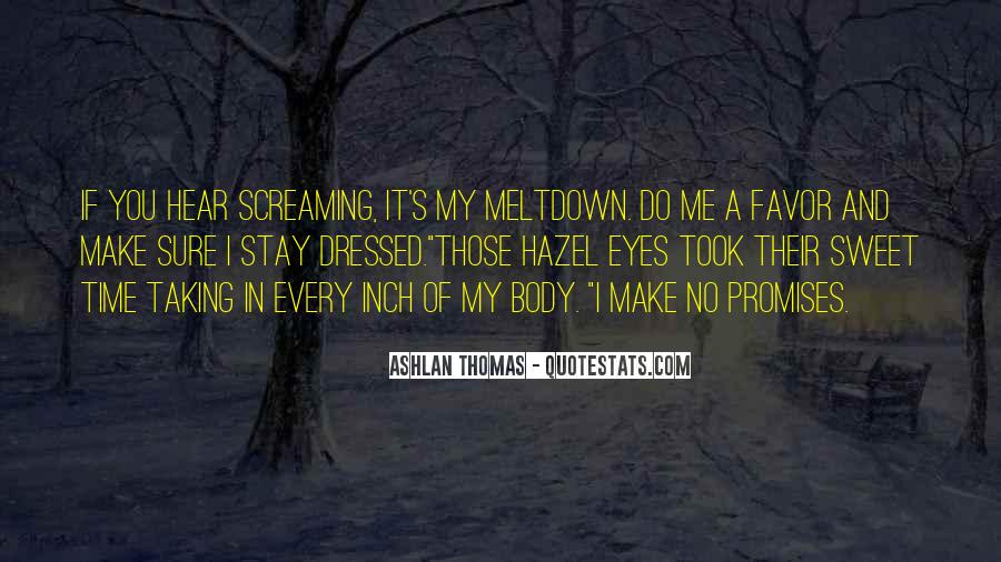 Quotes About Having A Meltdown #53441