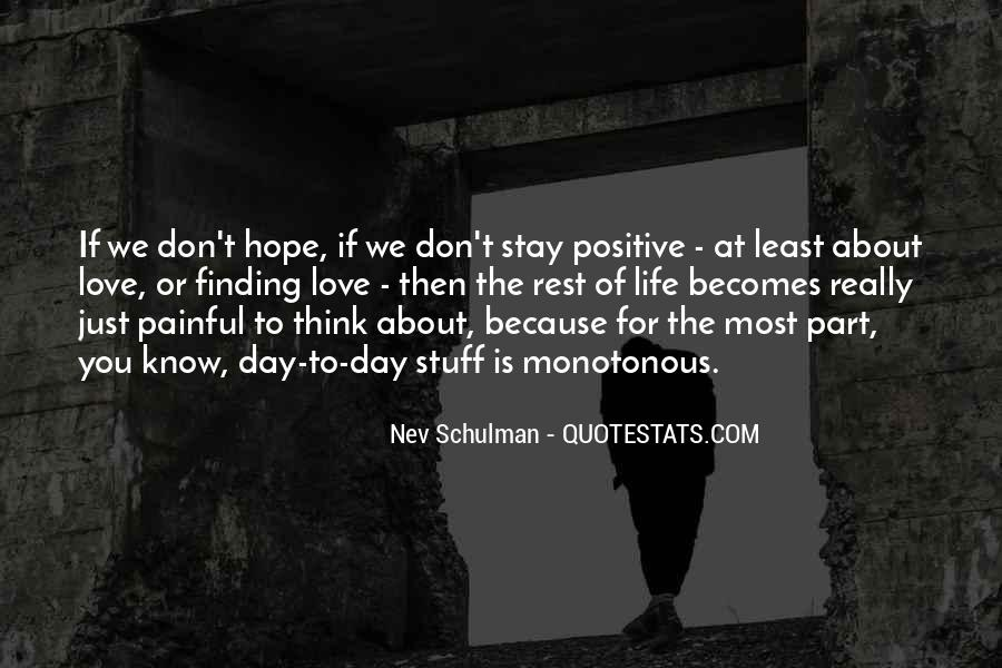 Quotes About Hope For Finding Love #695116