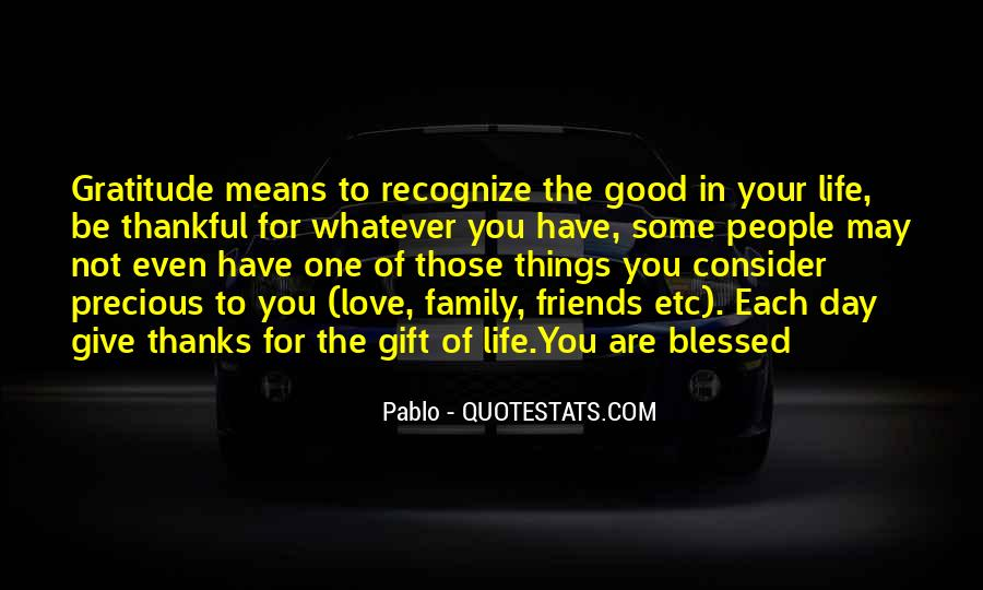 Quotes About Gratitude For Friends #1359009