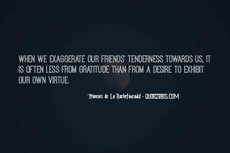Quotes About Gratitude For Friends #1535016