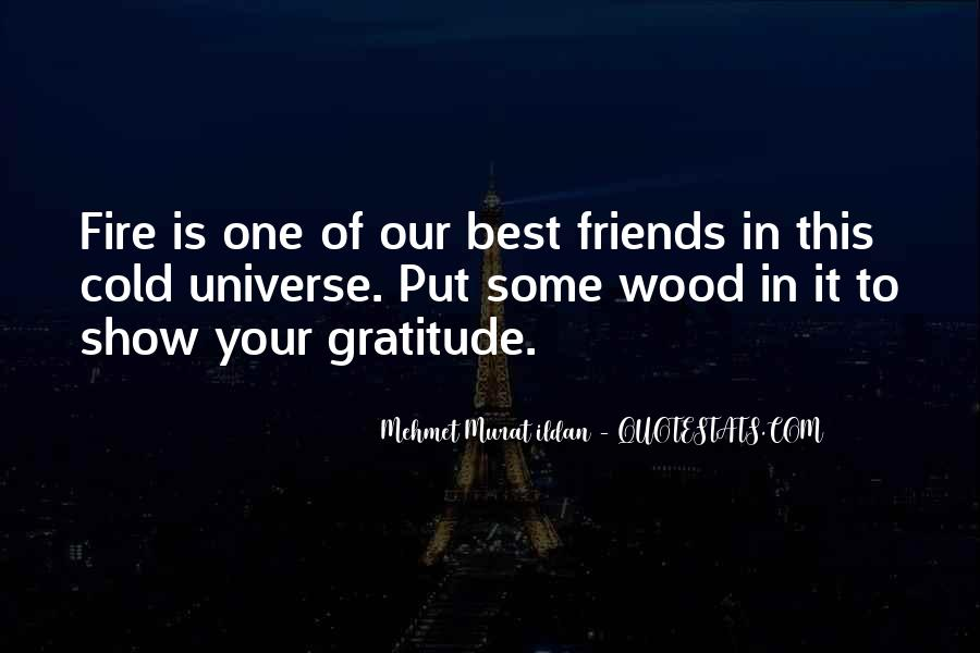 Quotes About Gratitude For Friends #171418