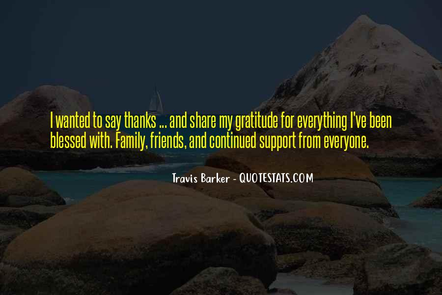 Quotes About Gratitude For Friends #1719951