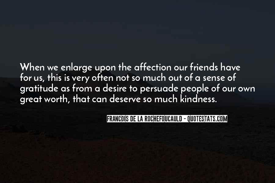 Quotes About Gratitude For Friends #965122