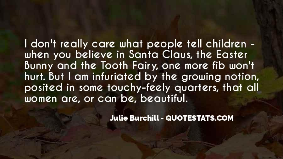 Quotes About Believe In Santa #1294401