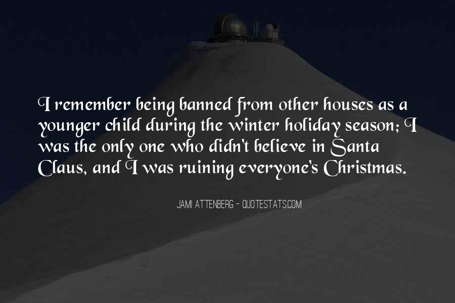 Quotes About Believe In Santa #1523869