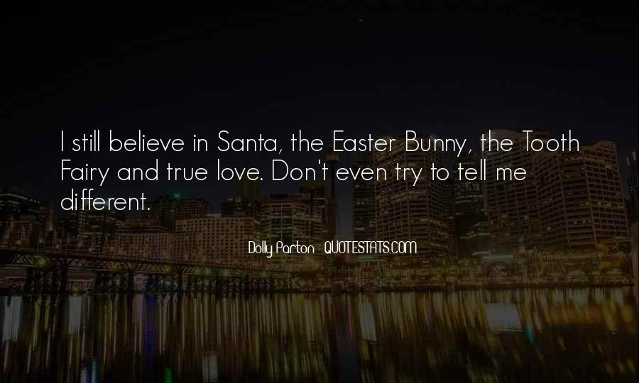 Quotes About Believe In Santa #1646127