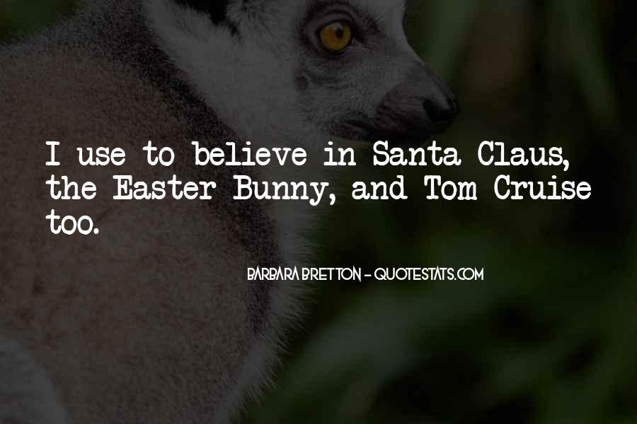 Quotes About Believe In Santa #1733383