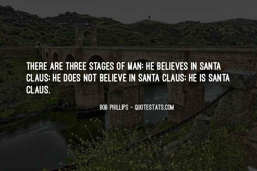 Quotes About Believe In Santa #1770663