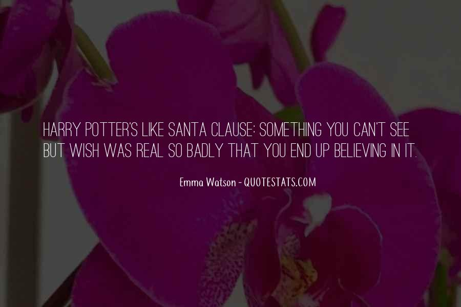 Quotes About Believe In Santa #319705