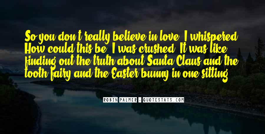 Quotes About Believe In Santa #560954