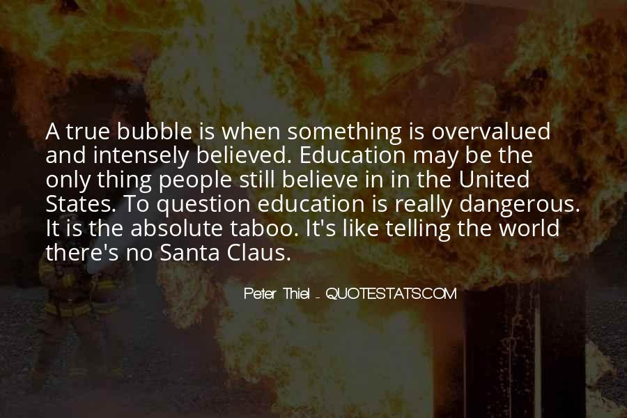 Quotes About Believe In Santa #900835
