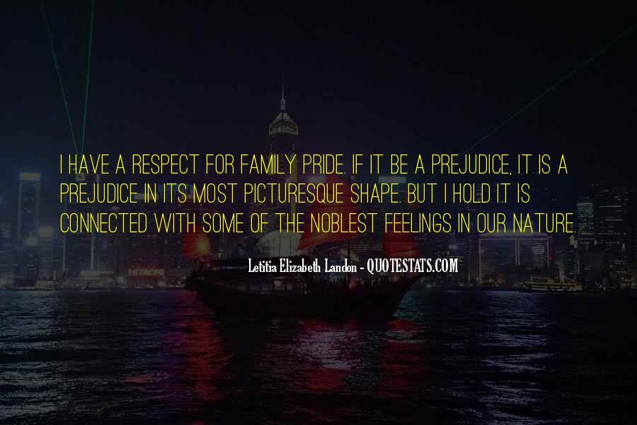 Quotes About Family From Pride And Prejudice #1063850