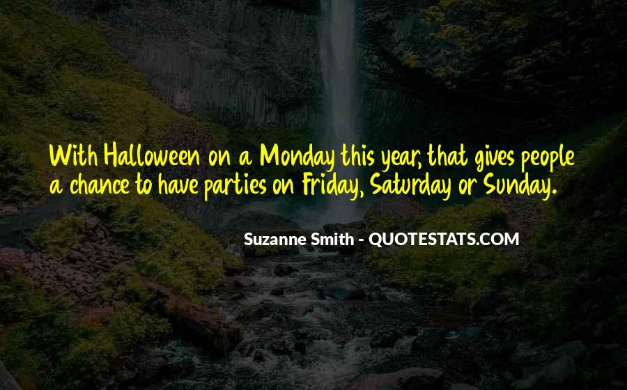 Quotes About Halloween #103257