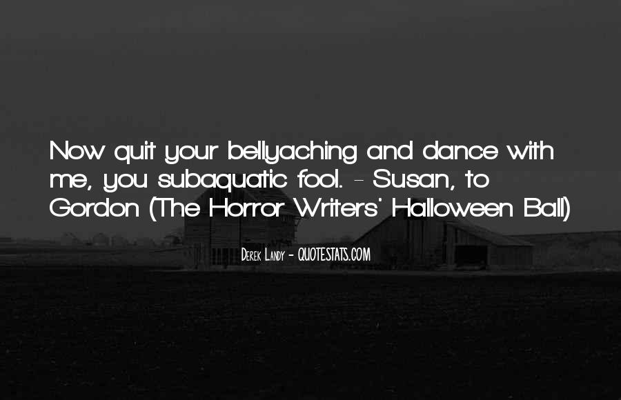 Quotes About Halloween #132396