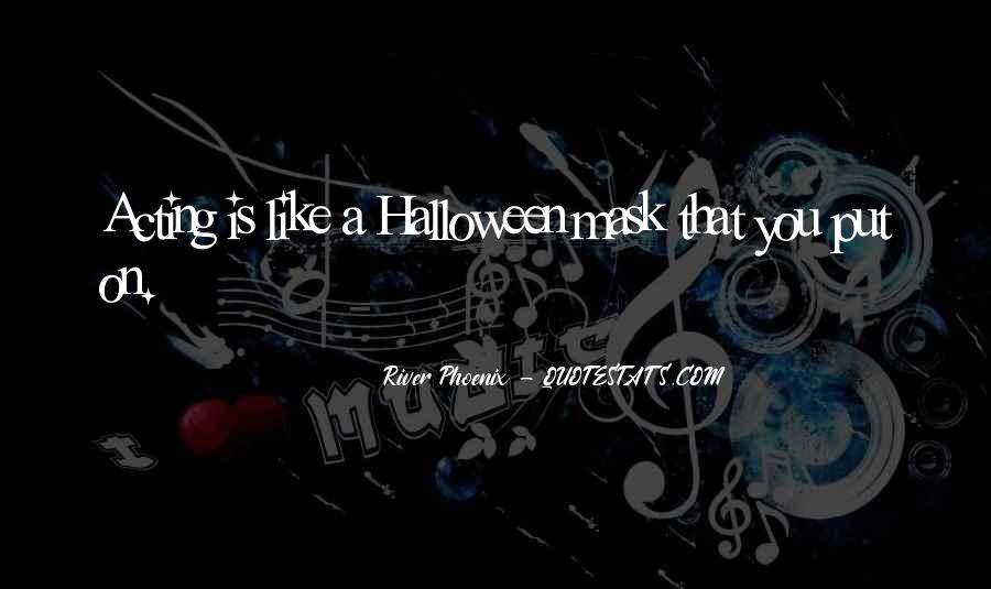 Quotes About Halloween #147240