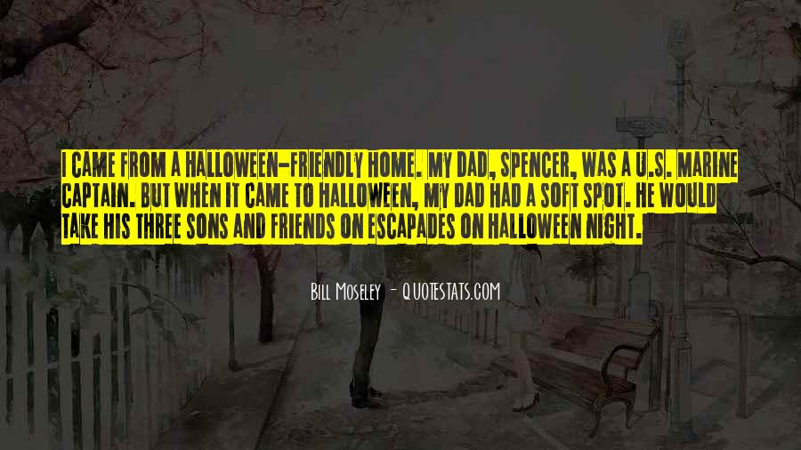 Quotes About Halloween #161527
