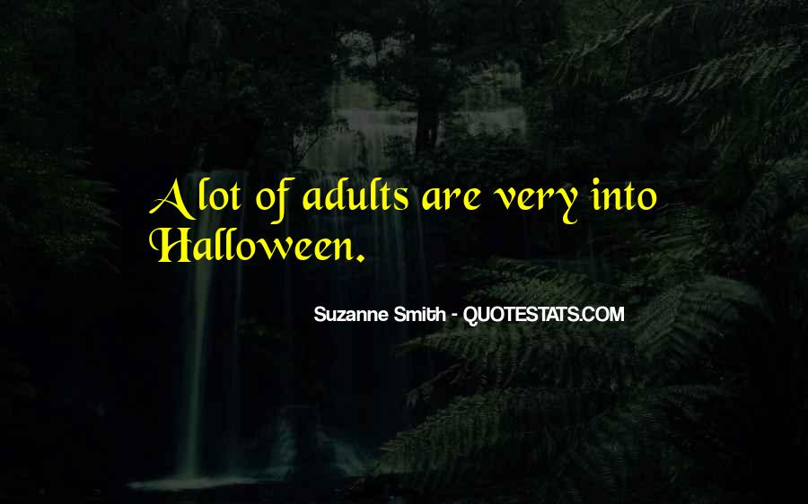 Quotes About Halloween #182135