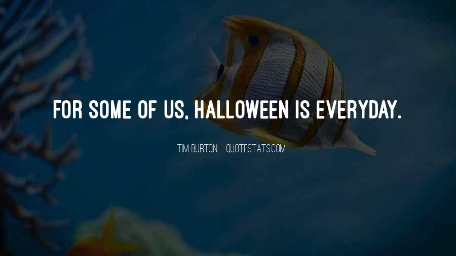 Quotes About Halloween #182878