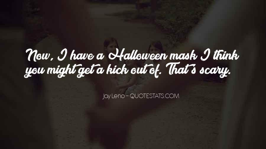 Quotes About Halloween #261330