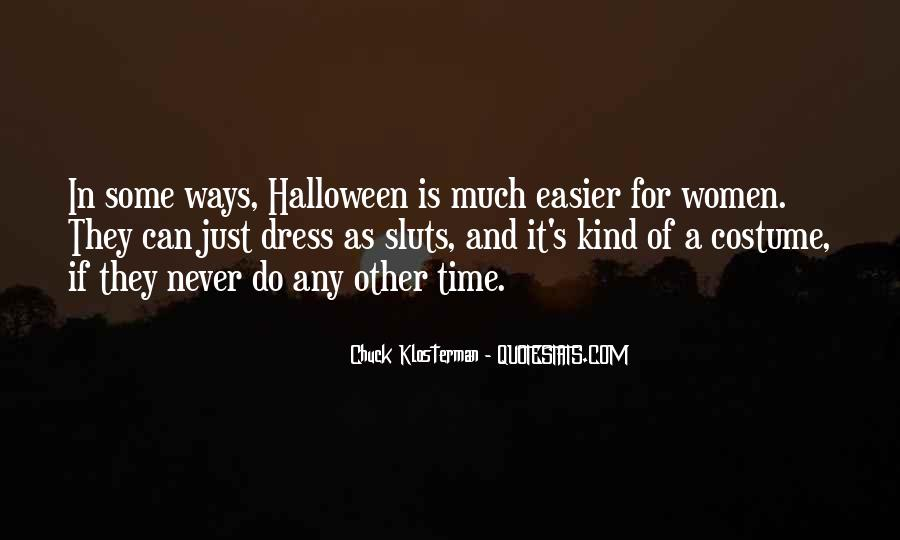 Quotes About Halloween #324