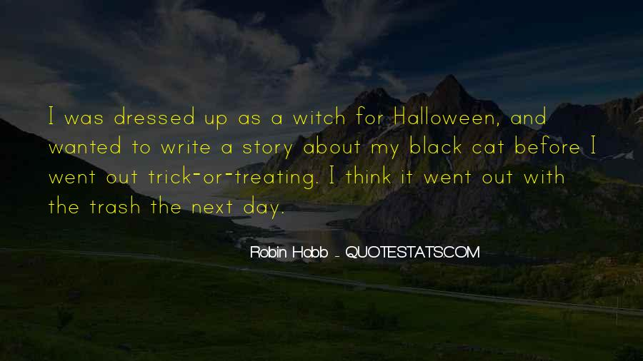 Quotes About Halloween #33881