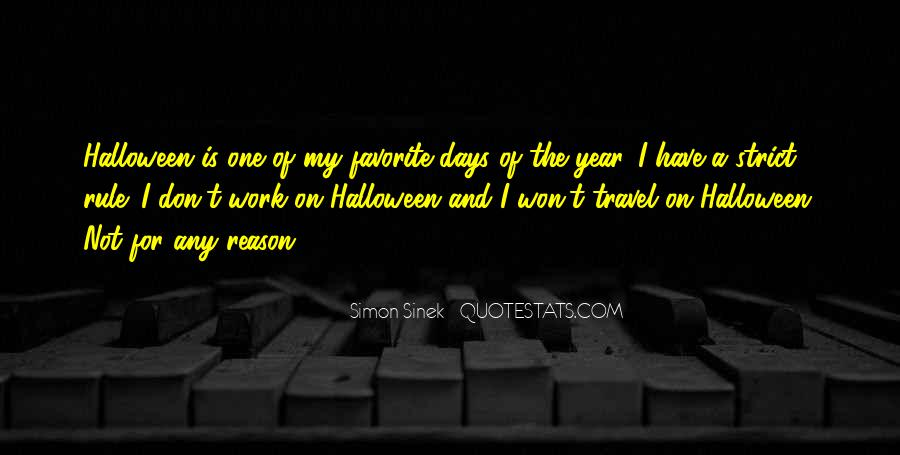 Quotes About Halloween #43215