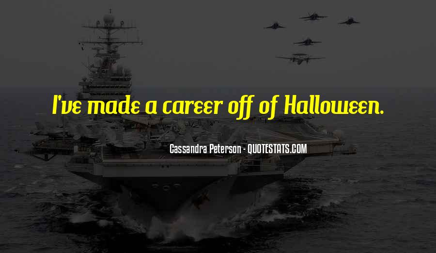 Quotes About Halloween #45157