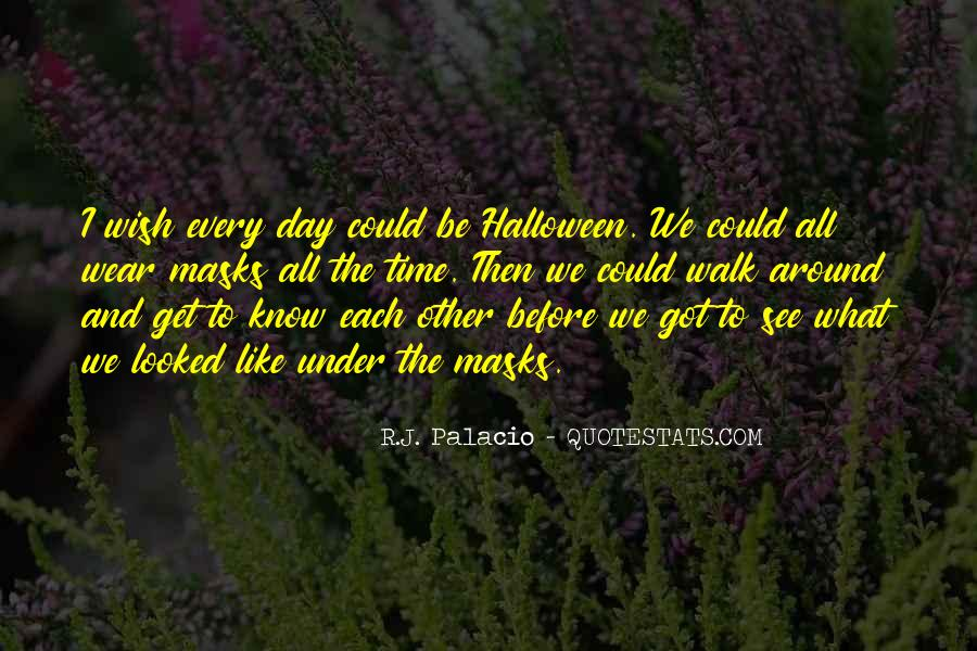 Quotes About Halloween #71093
