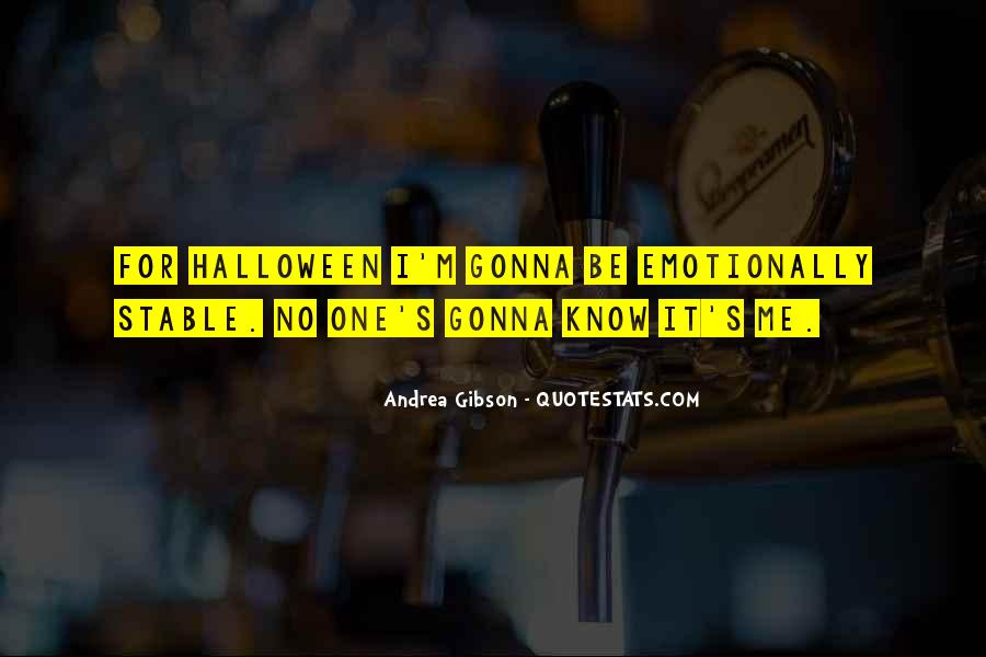 Quotes About Halloween #72915