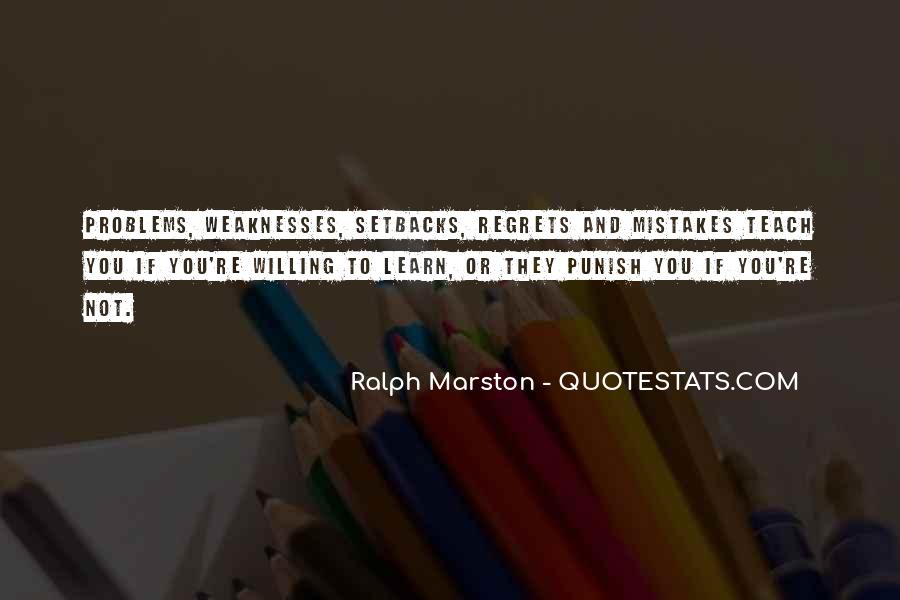 Quotes About Mistakes But No Regrets #841708