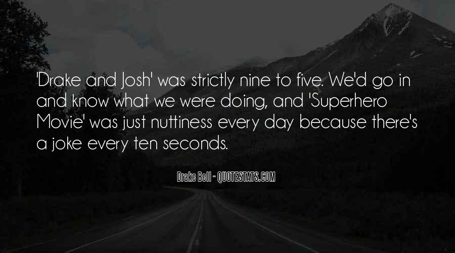 Quotes About Seconds In A Day #1012433