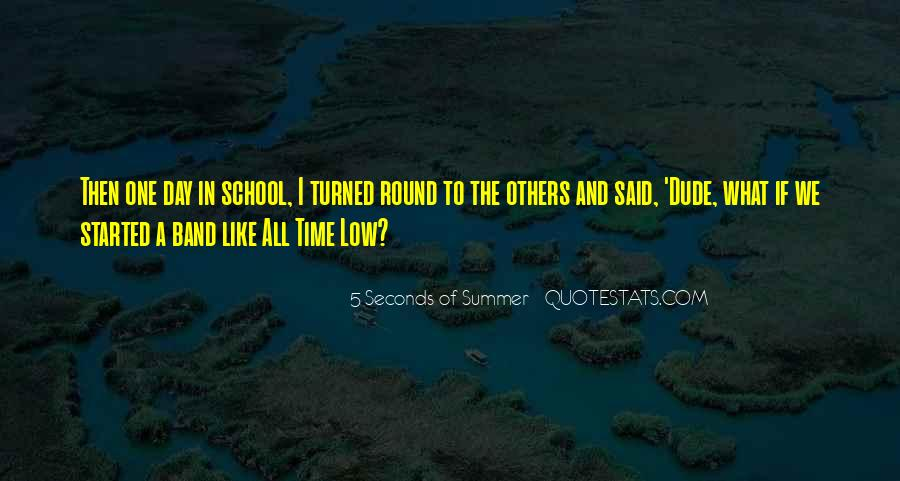 Quotes About Seconds In A Day #36010