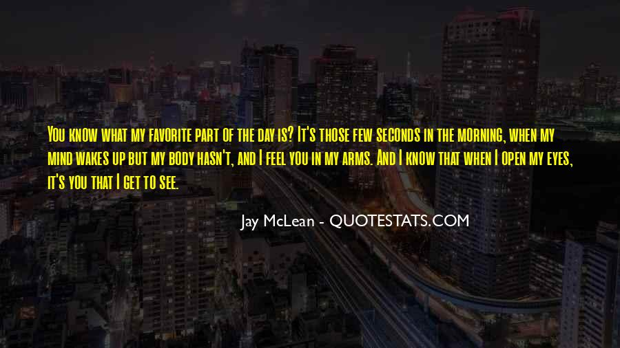 Quotes About Seconds In A Day #863372