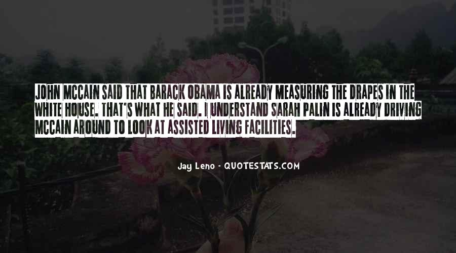 Quotes About Assisted Living #158875