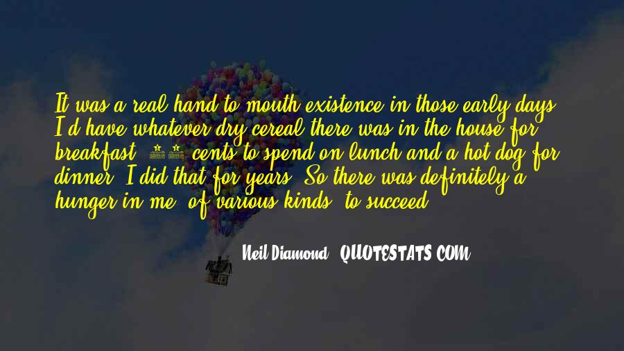 Quotes About Hunger To Succeed #1061834