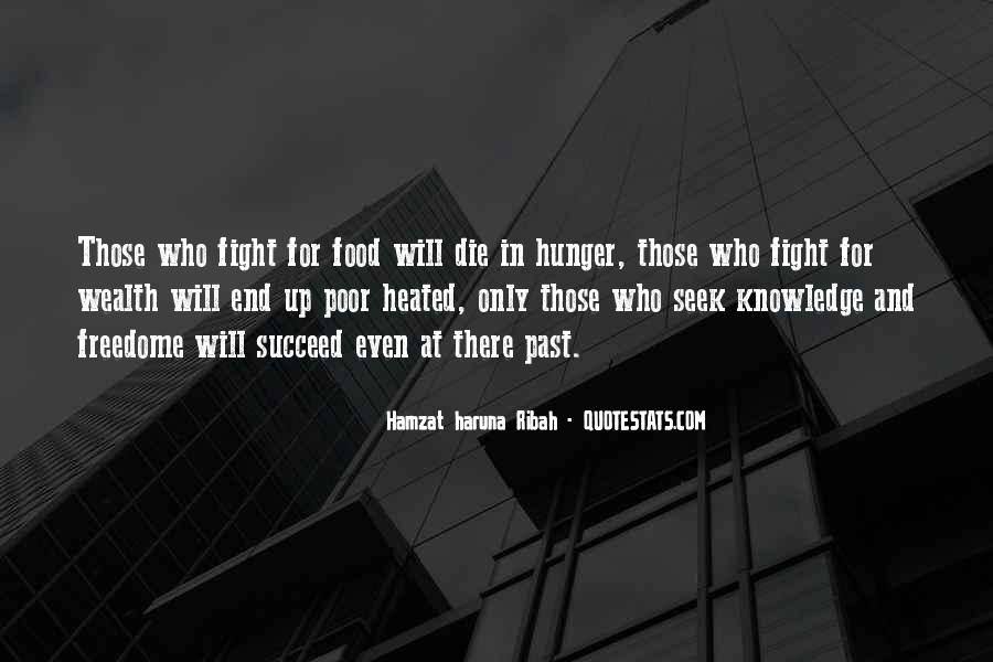 Quotes About Hunger To Succeed #1646149