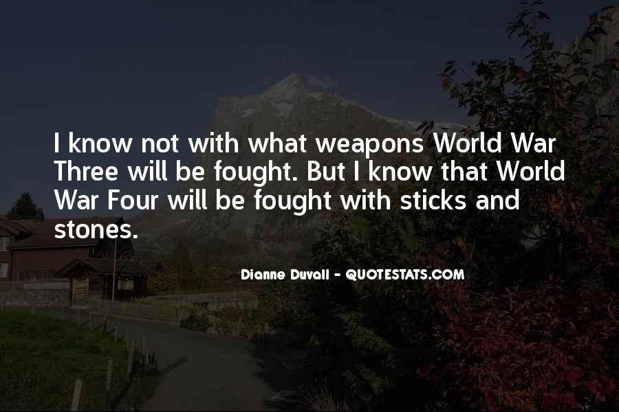 Quotes About Sticks And Stones #1485398