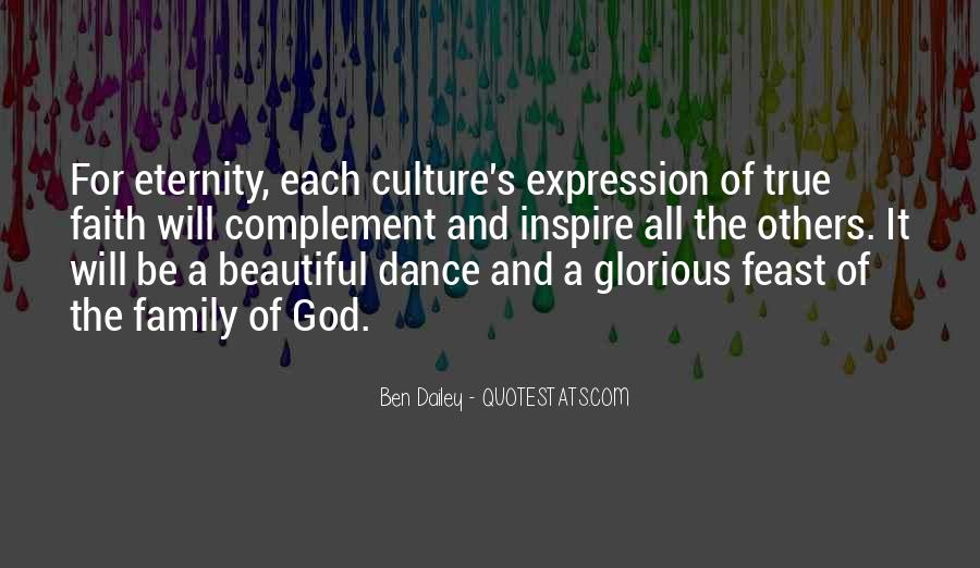 Quotes About Dance And Culture #1588778