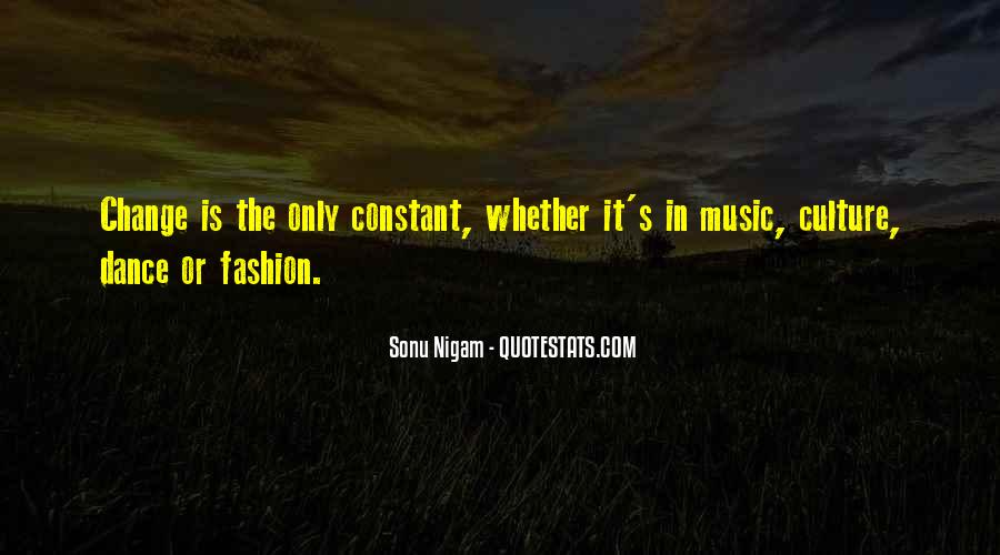 Quotes About Dance And Culture #1842291