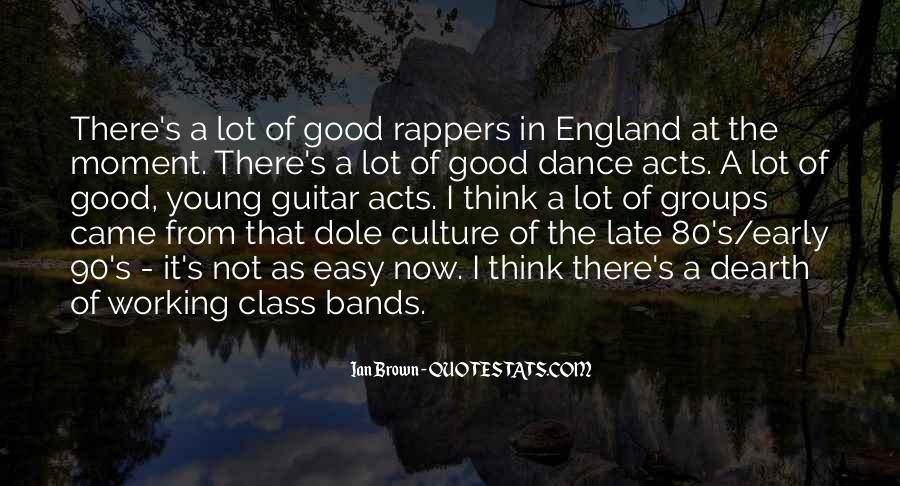 Quotes About Dance And Culture #324496