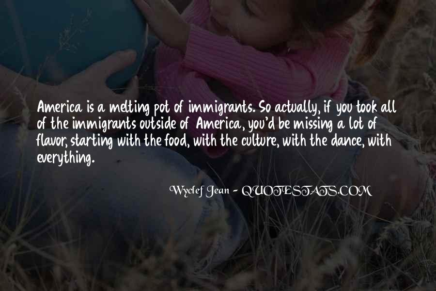 Quotes About Dance And Culture #375694